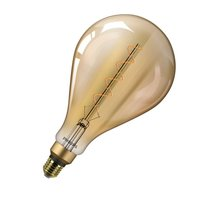 Philips Classic LEDbulb Vintage Gold A160 5 25W820 E27 300lm ultra warmwit niet dimbaar 8718696768105